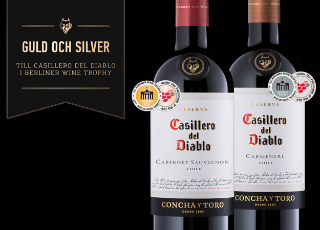 Casillero del Diablo Berliner Wine Trophy